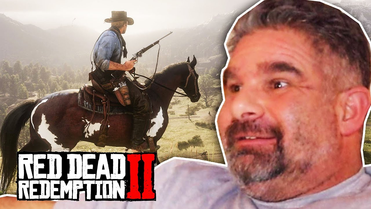 Dad Reacts to Red Dead Redemption 2 In 2020 thumbnail