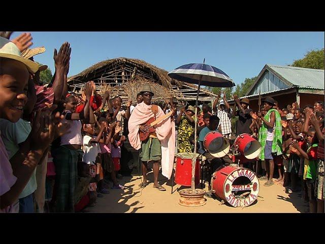 マダガスカルの音楽を知ってみよう!映画『ギターマダガスカル』予告編