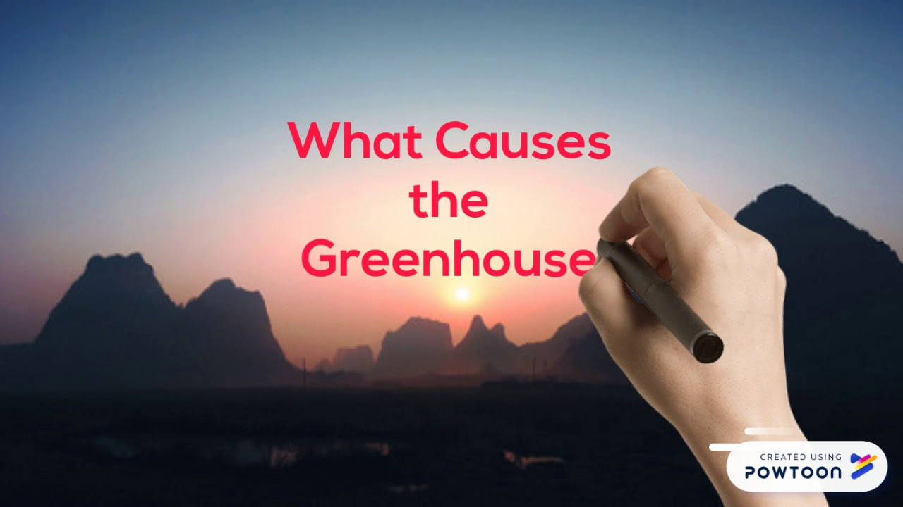 The Greenhouse Effect #1