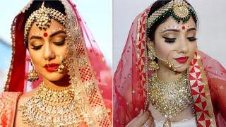 Hina khan Inspired Bengali bridal makeup || shystyles