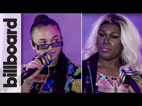 Shea Diamond, K. Flay & Daya | Emerging Artists: We See You | Billboard & THR Pride Summit
