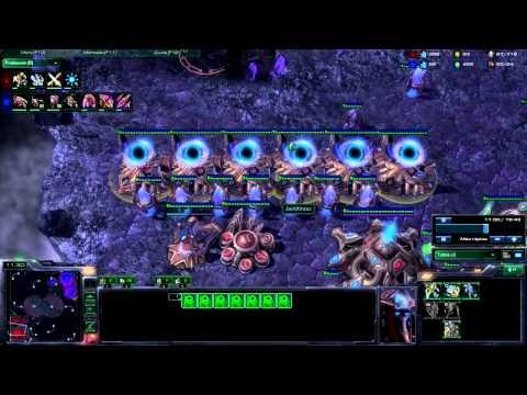 Starcraft 2 Guia basica de como jugar con Protoss