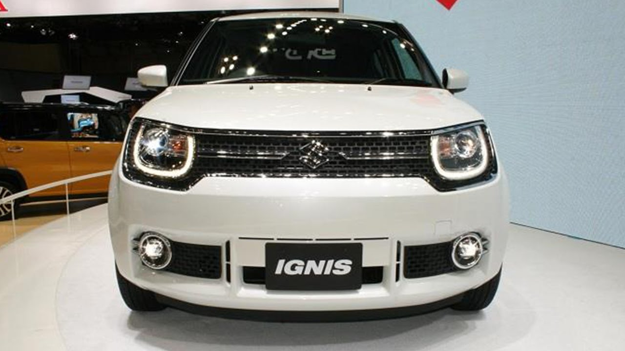 maruti suzuki ignis features specifications revealed youtube. Black Bedroom Furniture Sets. Home Design Ideas