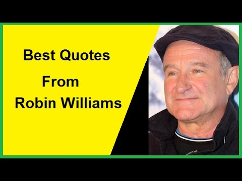 Best Quotes From Robin Williams