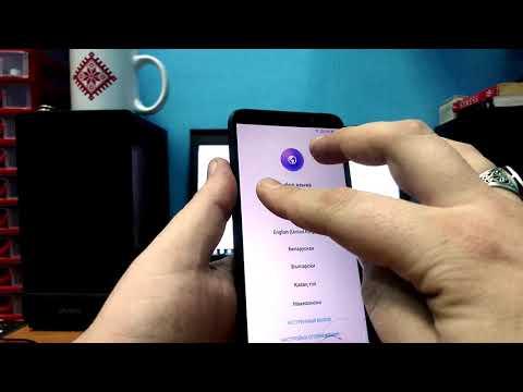 Снять пароль и Google аккаунт Huawei Y5 Prime 2018