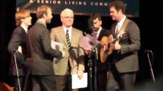 Steve Martin - The Atheist Song - Mountain Song Festival Sept. 11, 2010