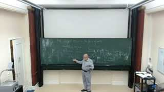 A. Vershik: The nonstandardness in the deterministic and random dynamics, and in combinatorics