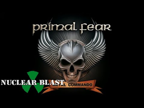 PRIMAL FEAR - Metal Commando: The Songwriting (OFFICAL TRAILER)
