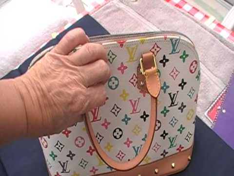 Louis Vuitton Purse With Lock And Key