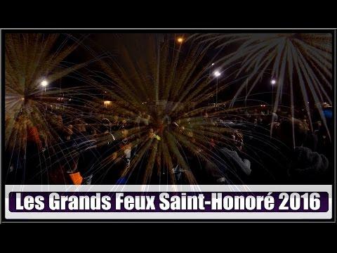 Les Grands Feux Saint-Honoré 2016(Hier @ Aujourd`hui)
