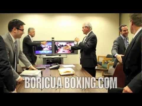 #CottoMargarito - Antonio Margarito NYSAC Hearing / Judgement Day! (BoricuaBoxing.com)
