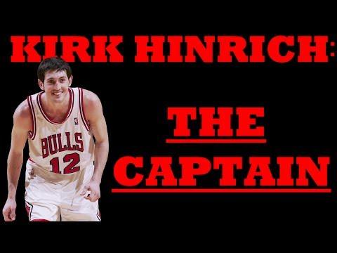 Kirk Hinrich: The Captain