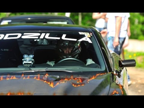 Nissan GT-R BoosLogic Godzilla (1450 HP)