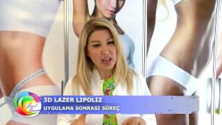 Dr. Nuket EROĞLU  - 3D Lazer Lipoliz - Güzel Yaşam