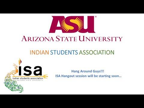 ISA Hangout Fall 2015