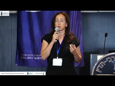 2016 update- High-Tech in Israel- Israel Foreign law firms 3rd conference- Robus