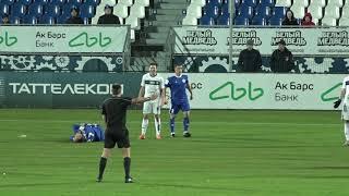 Саммари матча «КАМАЗ» (Набережные Челны) 1:1 «Челябинск» (Челябинск)