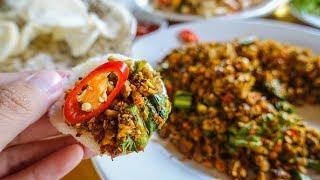 Ăn Đặc Sản Ngắm Cảnh Miền Tây Xưa Giữa Đảo ở Sài Gòn - Muốn Ở Dây Luôn