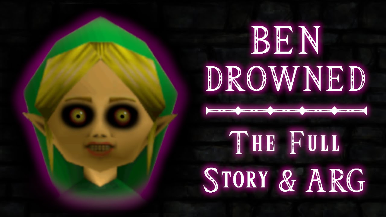 Ben Drowned The Full Story Amp Arg Youtube
