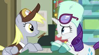 Derpy mixes up Rarity's package - Best Gift Ever