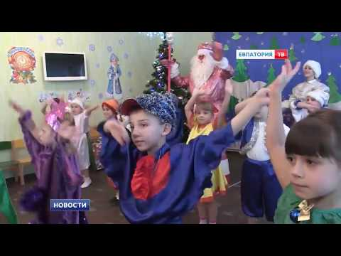 Юбилей детского сада «Алёнушка»