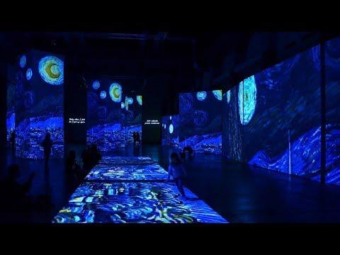Napoli - Van Gogh Immersive Experience