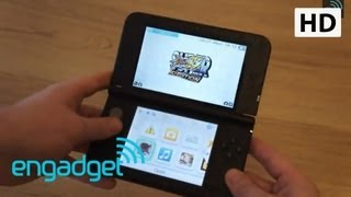 Nintendo 3DS XL Hands On Review - Engadget