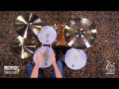"Istanbul Agop 20"" Xist Power Ride Cymbal - Brilliant - 2647g (XPWRB20-1100617GG)"
