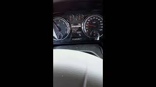 How to disable eco mode on Dodge ram hemi