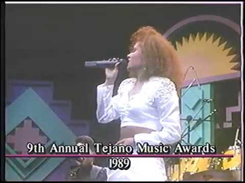 Selena @ The 9th Annual Tejano Music Awards - 1989