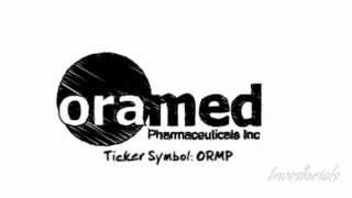 Oramed Pharmaceuticals: Ticker Symbol ORMP