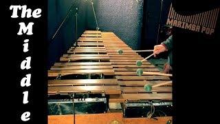 The Middle (Marimba Pop live looping Cover) - Zedd, Maren Morris, Grey