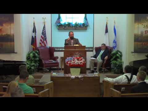 Sunday Morning Service 8-20-2017
