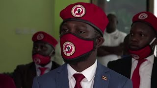 Uganda's Bobi Wine forms alliance as election set