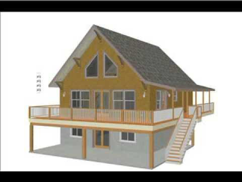Delicieux Free Cabin Plans, Blueprints, Construction Documents   YouTube