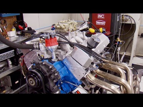 Ford 460 Engine Build Part 3 - Horsepower S13, E10