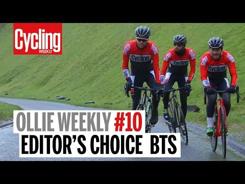 Ollie Weekly #10   Behind the Scenes of Editor's Choice   Cycling Weekly