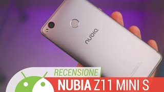 Nubia Z11 Mini S recensione ITA: best buy 2017? | TuttoAndroid
