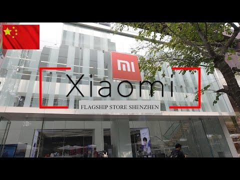 Official Xiaomi Flagship Store In ShenZhen China - 小米深圳旗舰店
