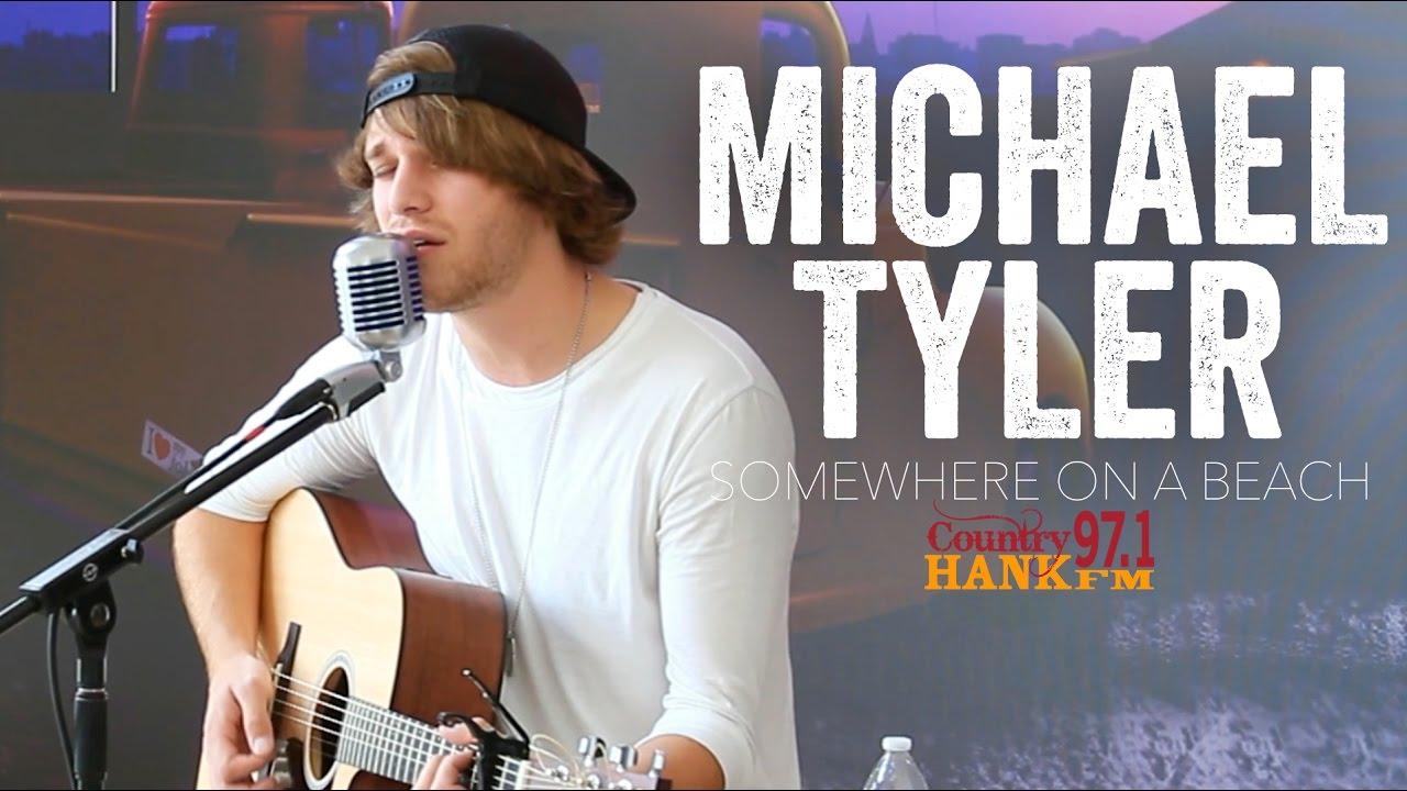 3743dd3c748f37 Michael Tyler - Somewhere on a Beach - YouTube