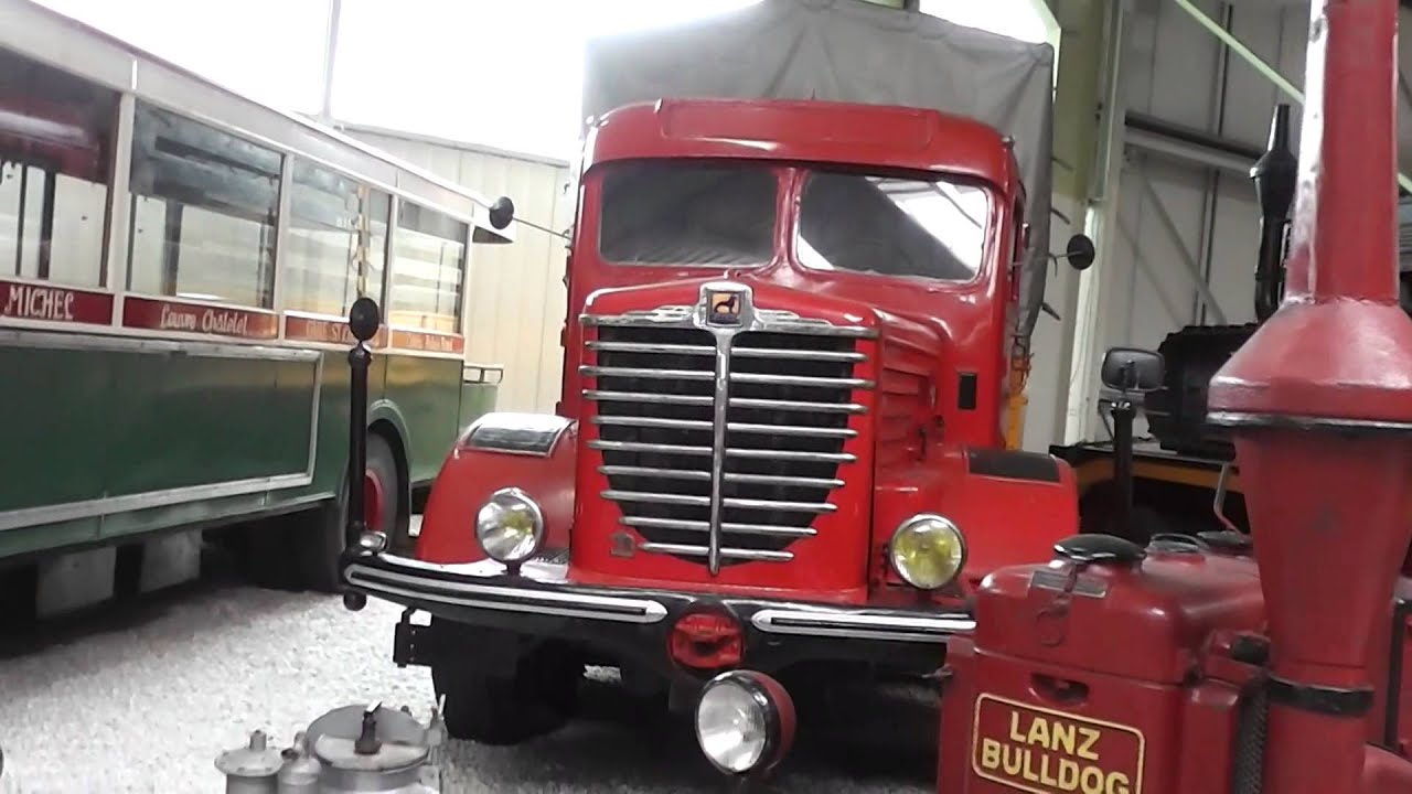 German Truck From 1952