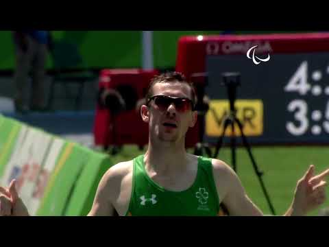 Michael McKillop - Belfast Sports Awards 2017