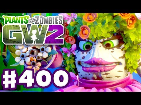 New Torchwood & Hover Goat Costumes - Plants vs Zombies: Garden Warfare 2 - Gameplay Part 400 PC