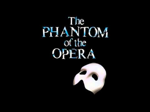 Phantom Of The Opera - Learn To Be lonely