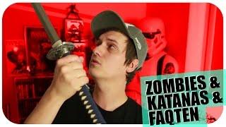 Zombies & Katanas & Chaos ohne Internet