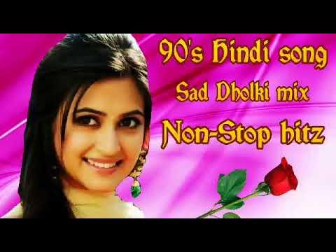 old hindi DJ song | non-stop Hindi remix | 90' Hindi DJ