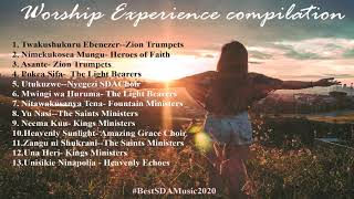 Best SDA Songs 2020 Worship Experience Zion Trumpets, Light Bearers, The Saints Ministers, and more.