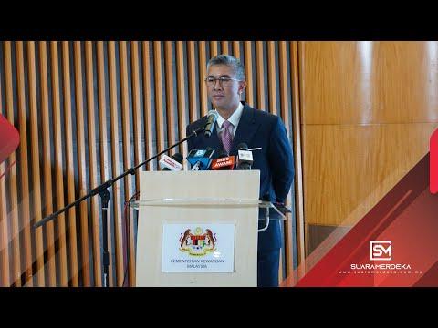 Sidang Media Kementerian Kewangan Malaysia, Perintah Kawalan Pergerakan 3.0