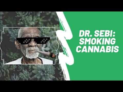 Dr. Sebi: Smoking Cannabis // Marijuana (Unique Interview, Must Watch!)