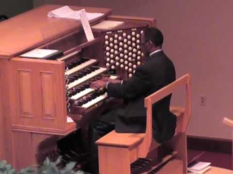 Improvisation on We Shall Overcome - Organ Postlude
